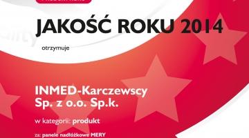 CERTYFIKAT-JAKOSC-ROKU-2014