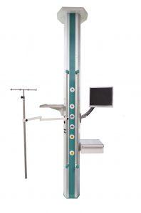 wyposażenie sal intensywnej opieki medycznej projektowanie