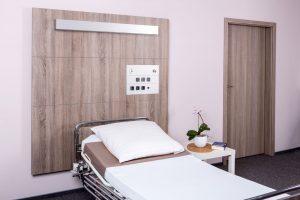 wyposażenie sal intensywnej opieki medycznej serwis