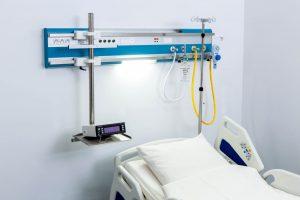 systemy rurociągów dla gazów medycznych projektowanie