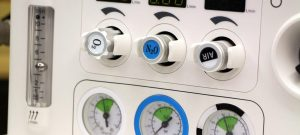 sygnalizator stanu gazów