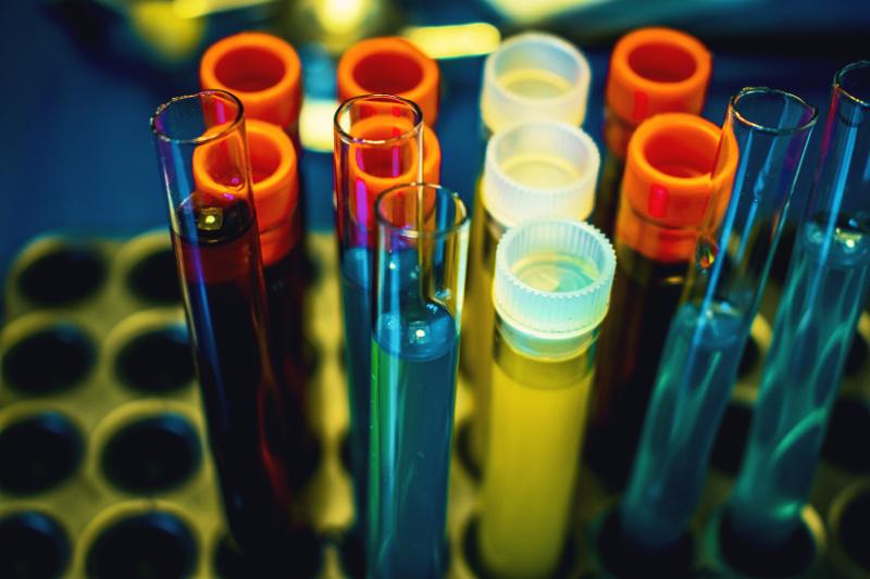 Dezynfekcja szkła laboratoryjnego